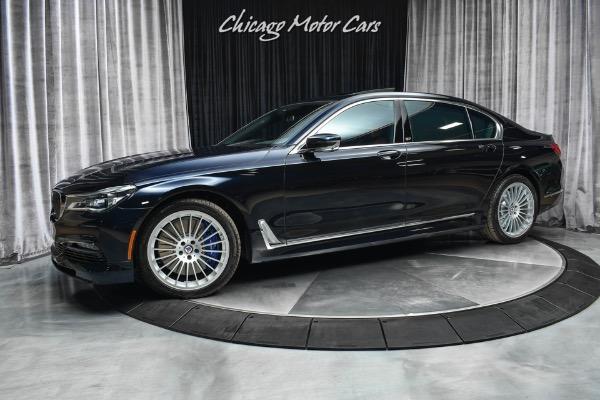 2018 BMW ALPINA B7