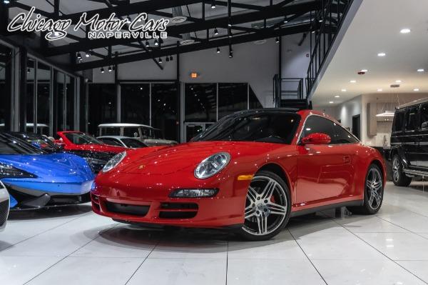 2007 Porsche 911 Targa 4 Coupe