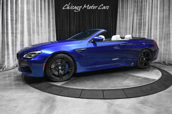 2016 BMW M6 Competition