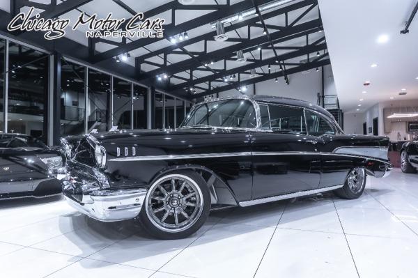1957 Chevrolet BELAIR 2-DOOR