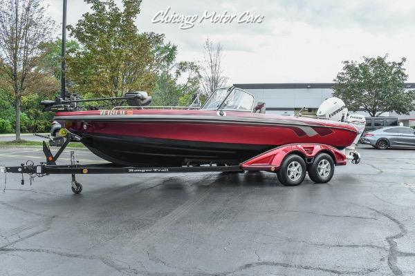 2013 Ranger 62VS